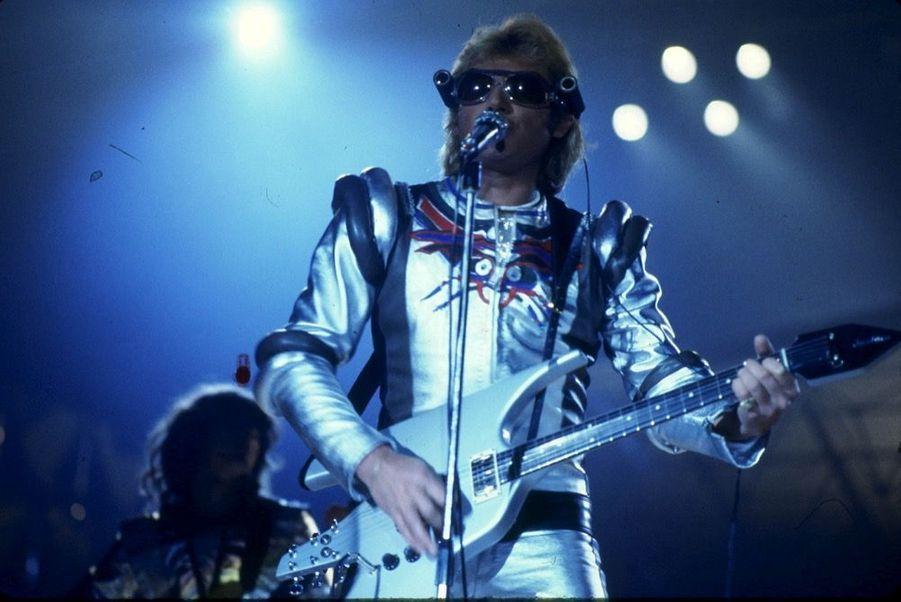 Johnny Hallyday, 1979