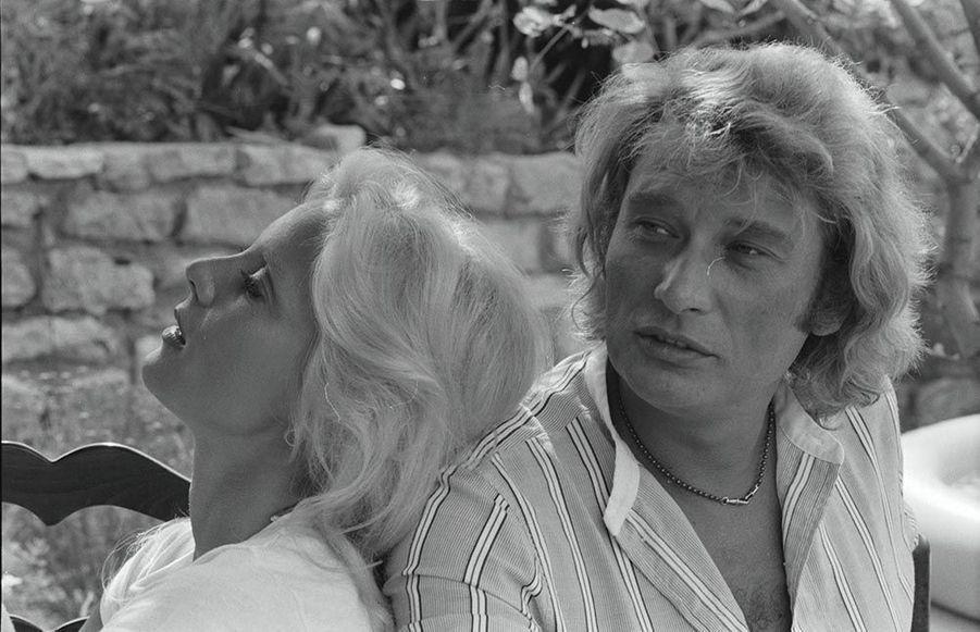Johnny Hallyday et Sylvie Vartan, 1979