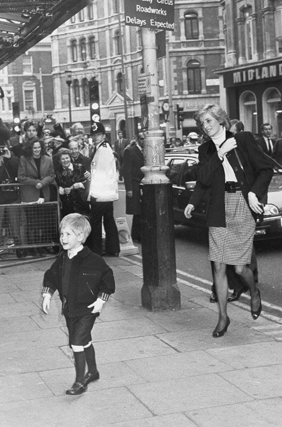 En 1988, à Londres