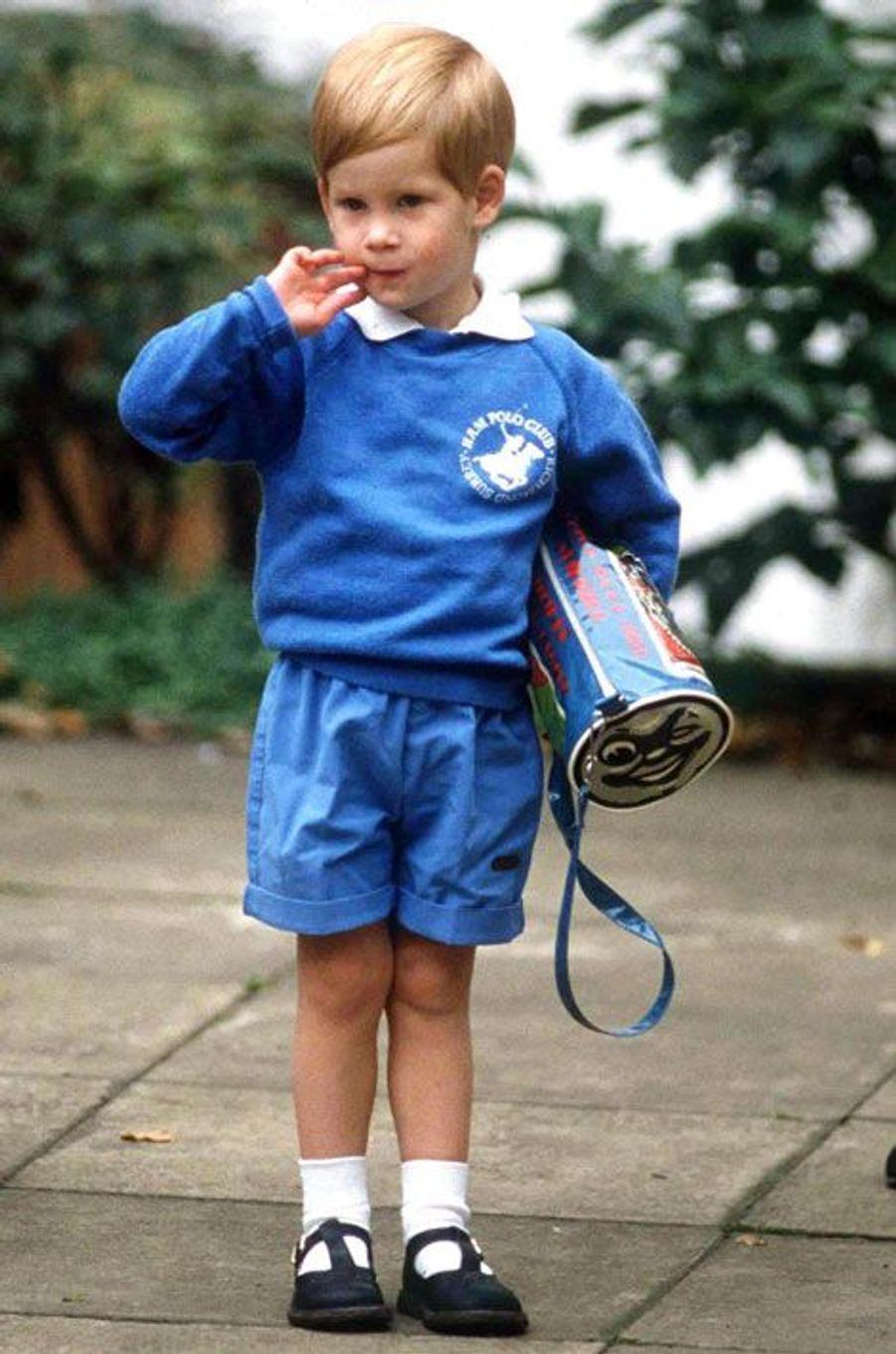 Harry, en 1987