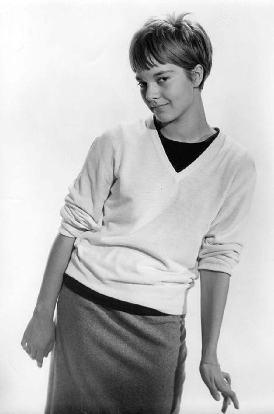 Sylvie Vartan en 1961
