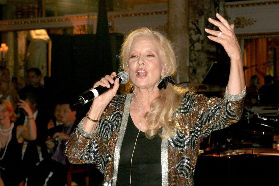 Sylvie Vartan, en septembre 2006