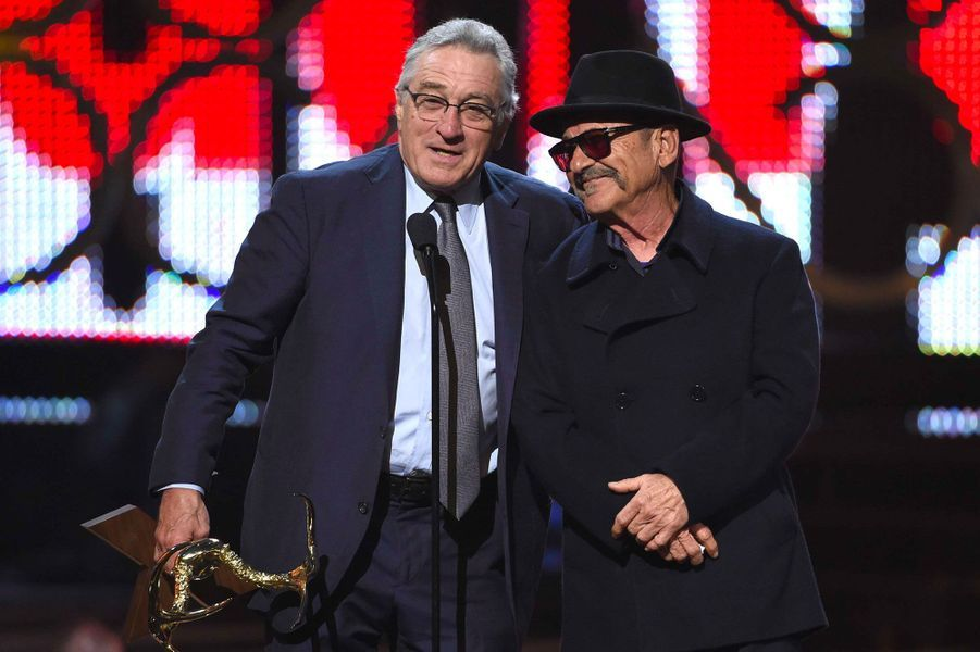 Robert DeNiro et Joe Pesci