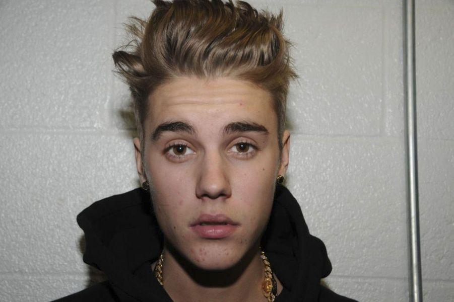 Justin Bieber tout en tattoo