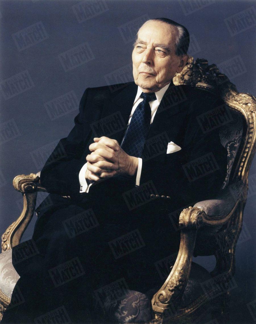 Henri de France, novembre 1996.