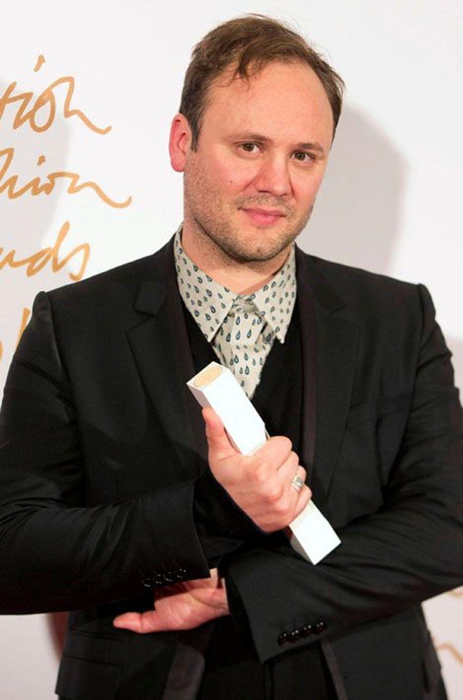 Nicholas Kirkwood, Accessories designer of the Year
