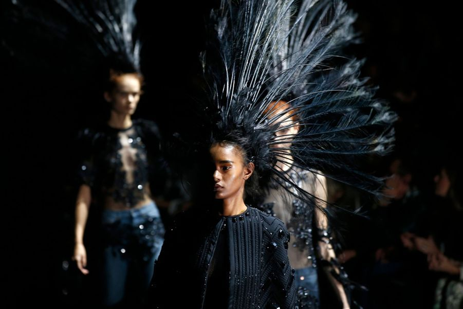 L'adieu dark de Marc Jacobs à Vuitton