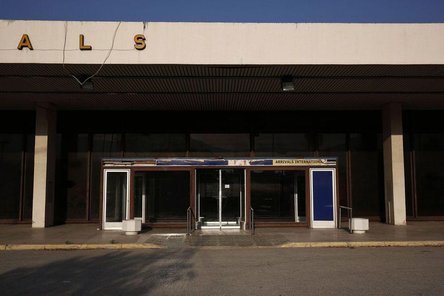 L'aéroport fantôme d'Athènes, futur hôtel de luxe