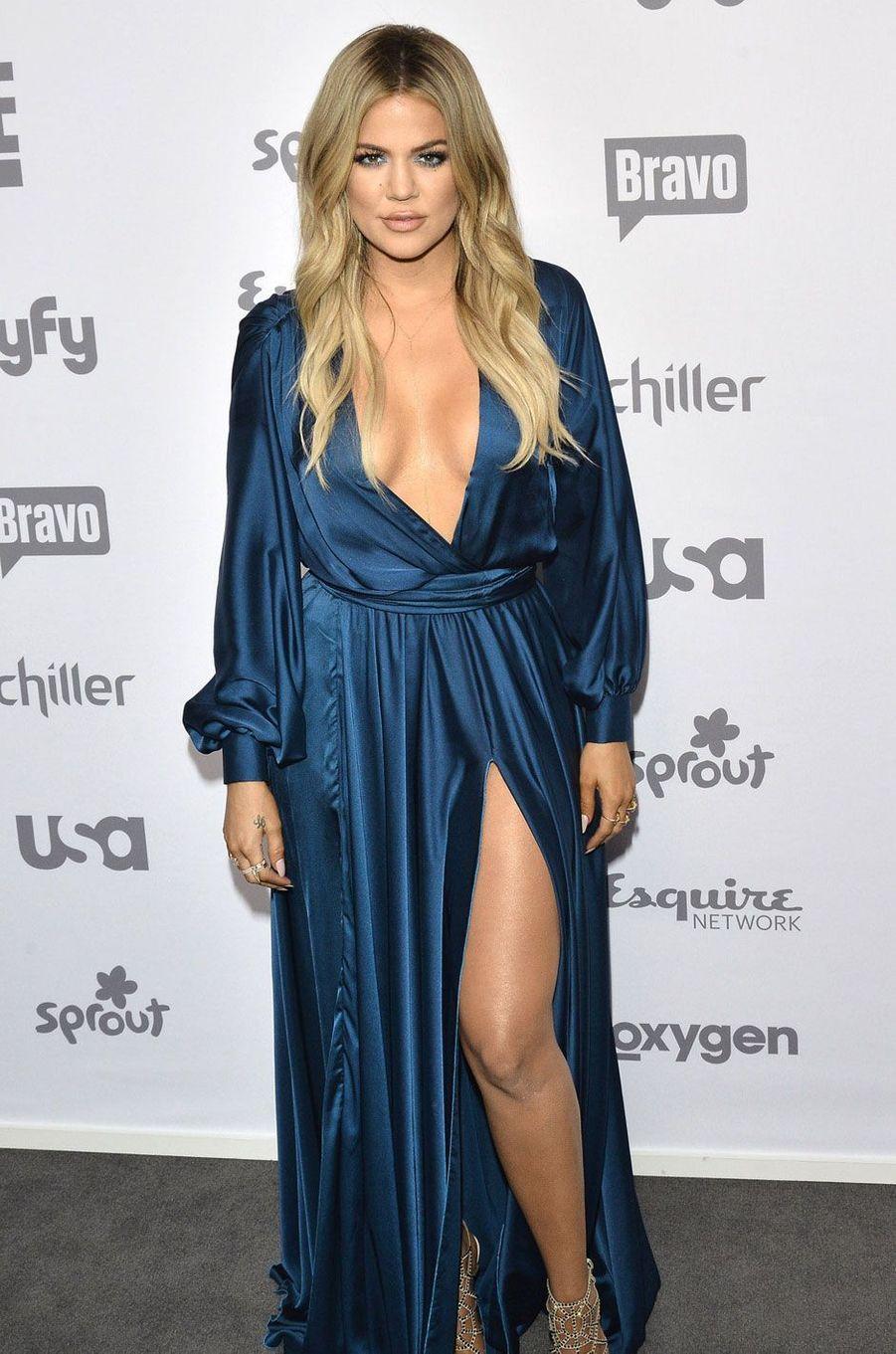 Khloé Kardashian en mai 2015