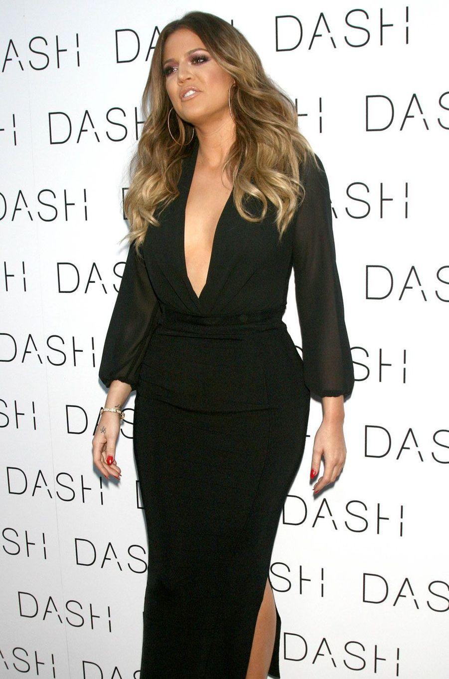 Khloé Kardashian en mars 2014