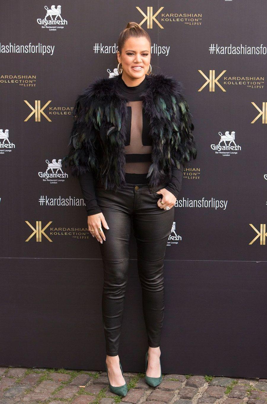 Khloé Kardashian en novembre 2013