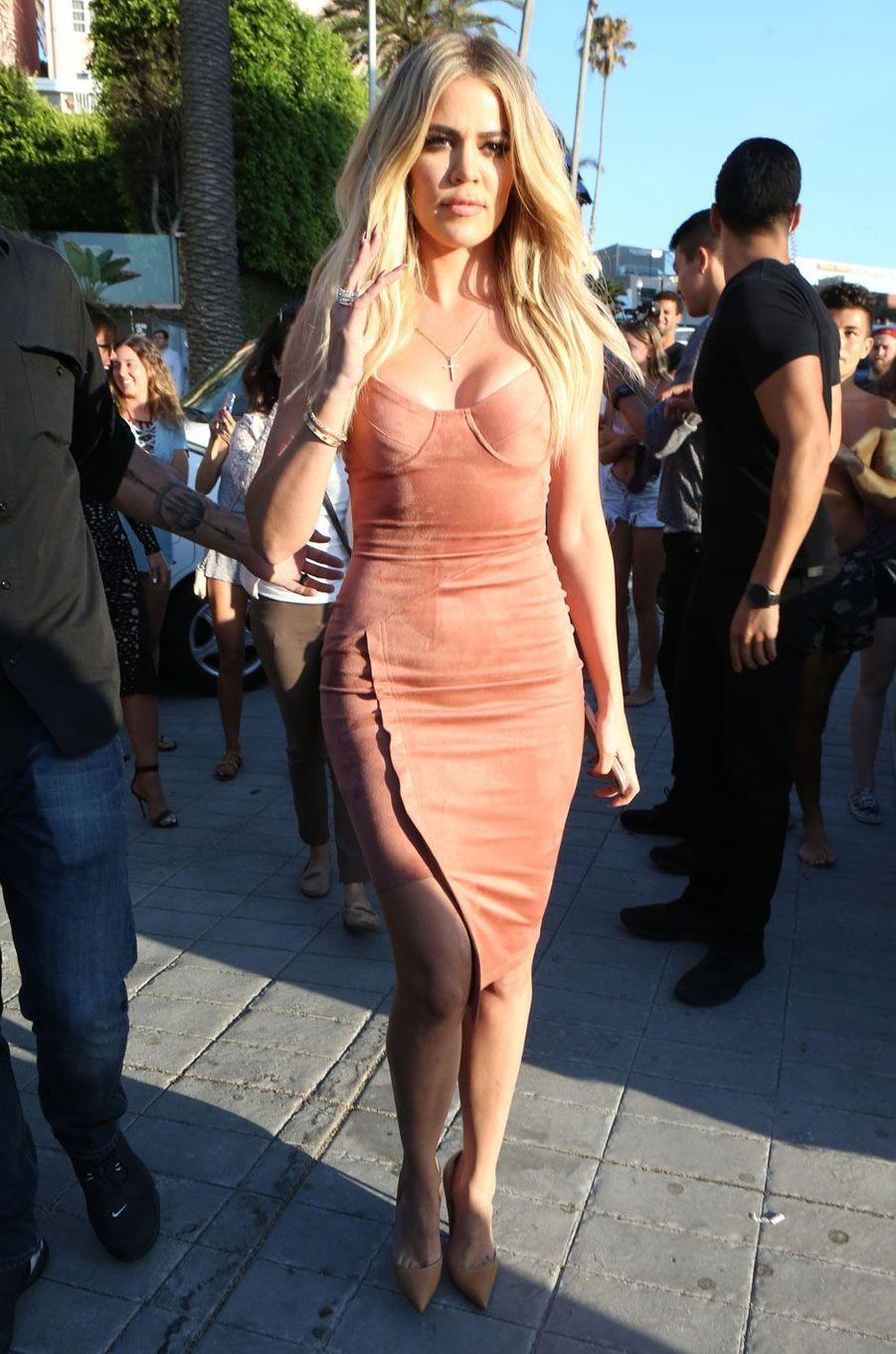 L'évolution physique de Khloé Kardashian