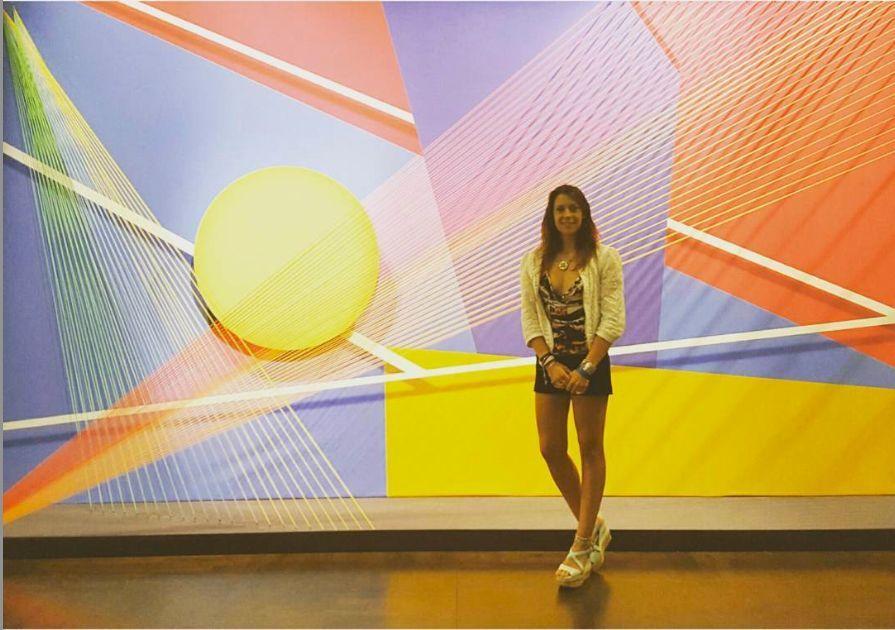 Marion Bartoli à l'US Open il y a environ 2 semaines. Depuis 2013, l'ex-joueuse de tennis a perdu 13 kilos.