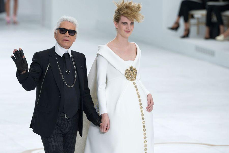 L'hiver sage de Chanel