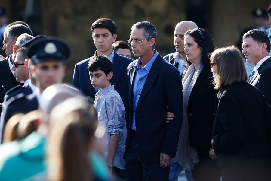 Les enfants d'Ariel Sharon