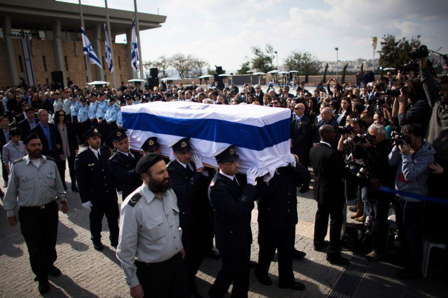 L'hommage d'Israël à Ariel Sharon