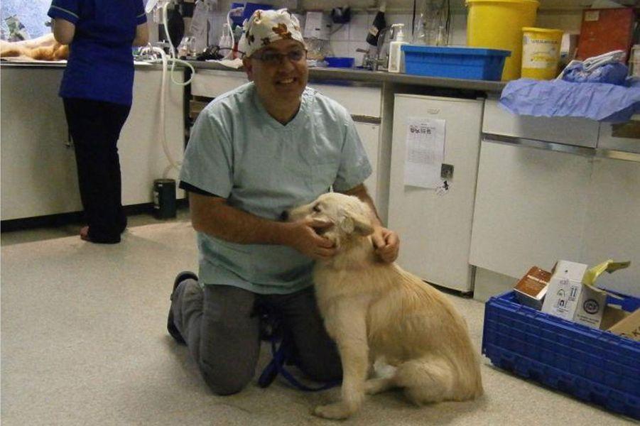 La belle histoire de Sandy, chien miraculé
