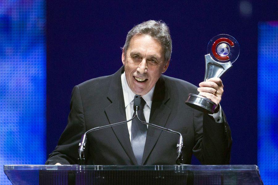 Ivan Reitman a reçu un prix pour l'ensemble de sa carrière