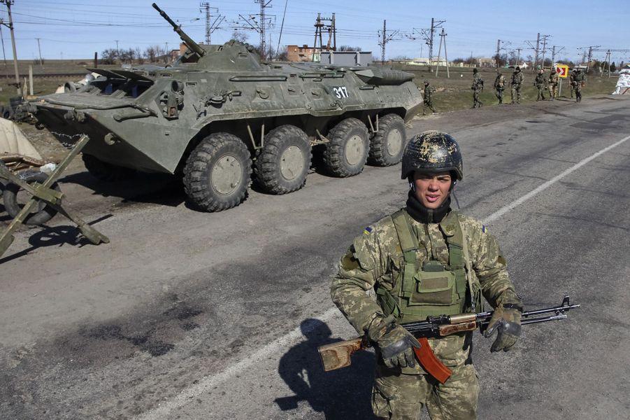 La Crimée sous haute tension