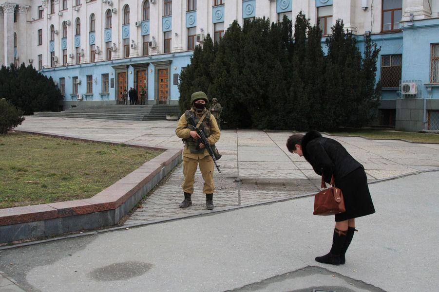 La Crimée, terre disputée
