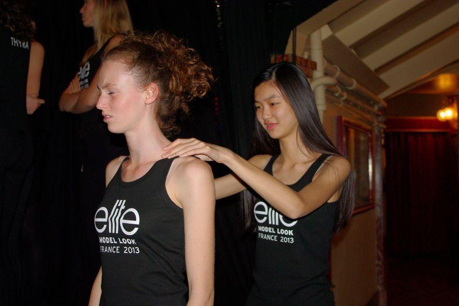 Estelle et Marion
