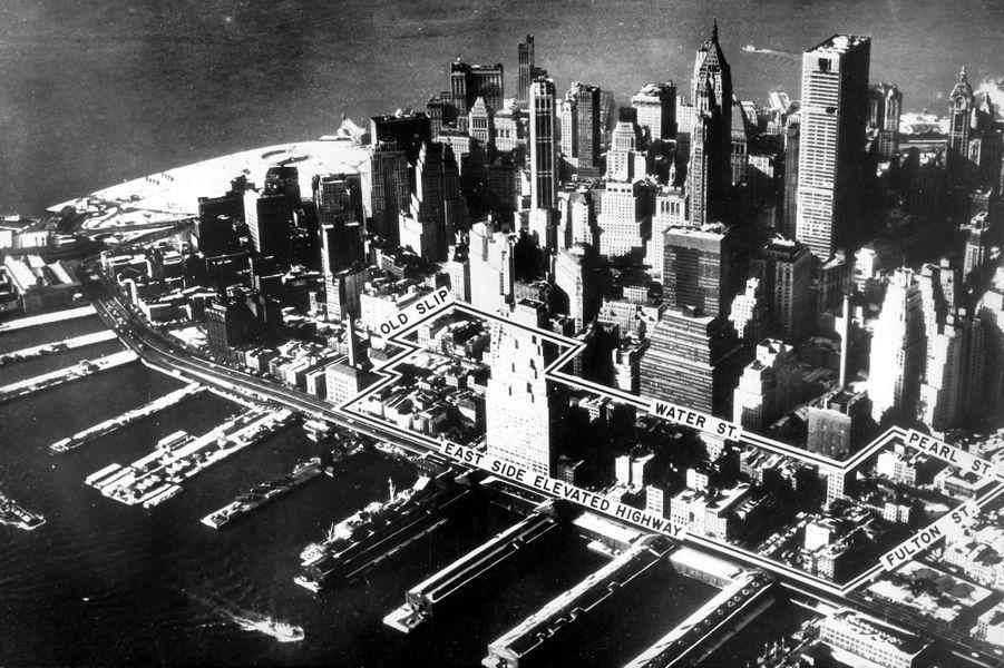 Manhattan, 30 novembre 1960.