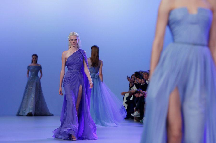 La Haute Couture délicate d'Elie Saab
