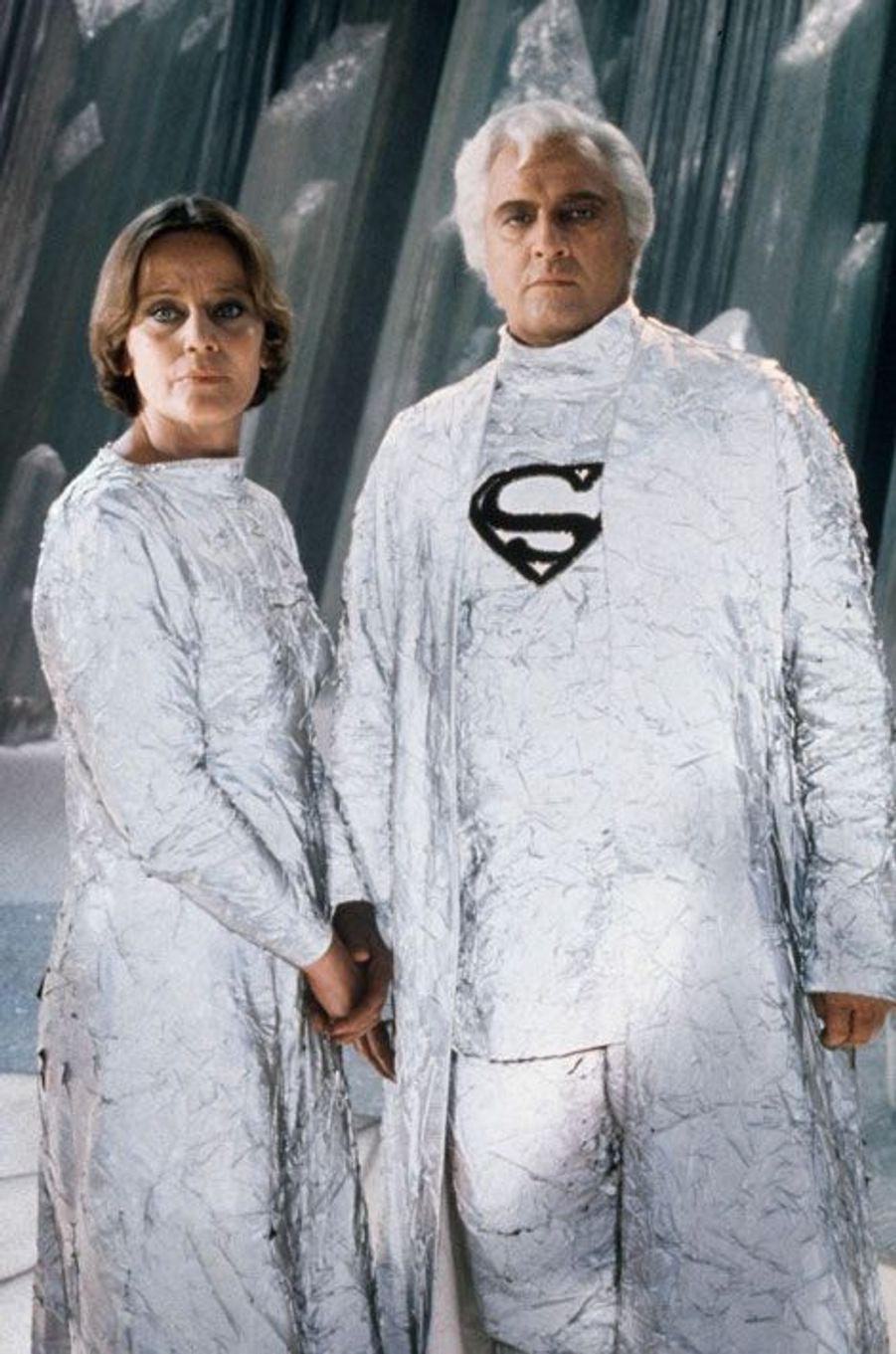 A la fin des années 70, Marlon Brando incarne le père de Superman, Jor-El, dans le «Superman» de Richard Donner. Il joue auprès de Maria Shell, Gene Hackman et bien sur Christopher Reeve.