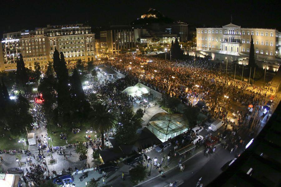 A Athènes