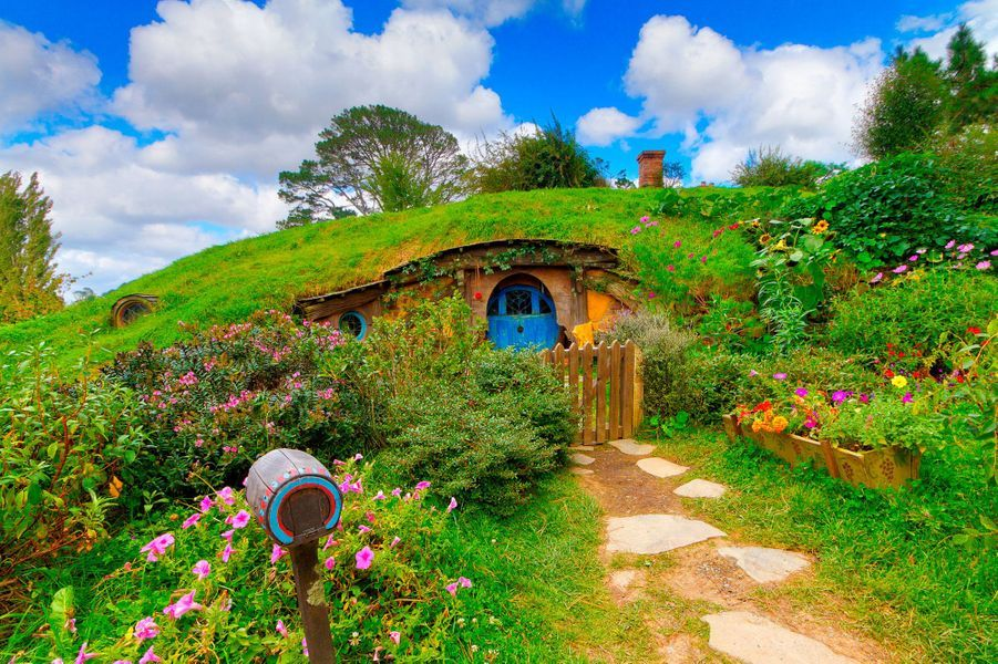 """La maison du """"Hobbit"""""""