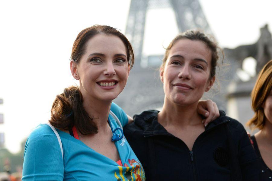 Frédérique Bel et Zoé Félix