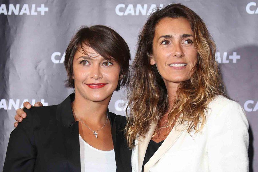 Emma de Caunes et Mademoiselle Agnès