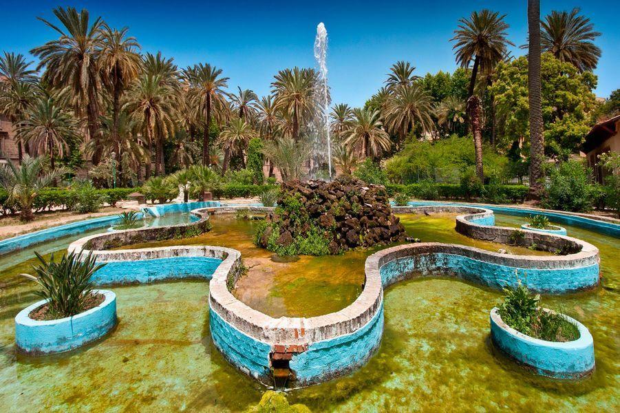 Fontaines de Palerme