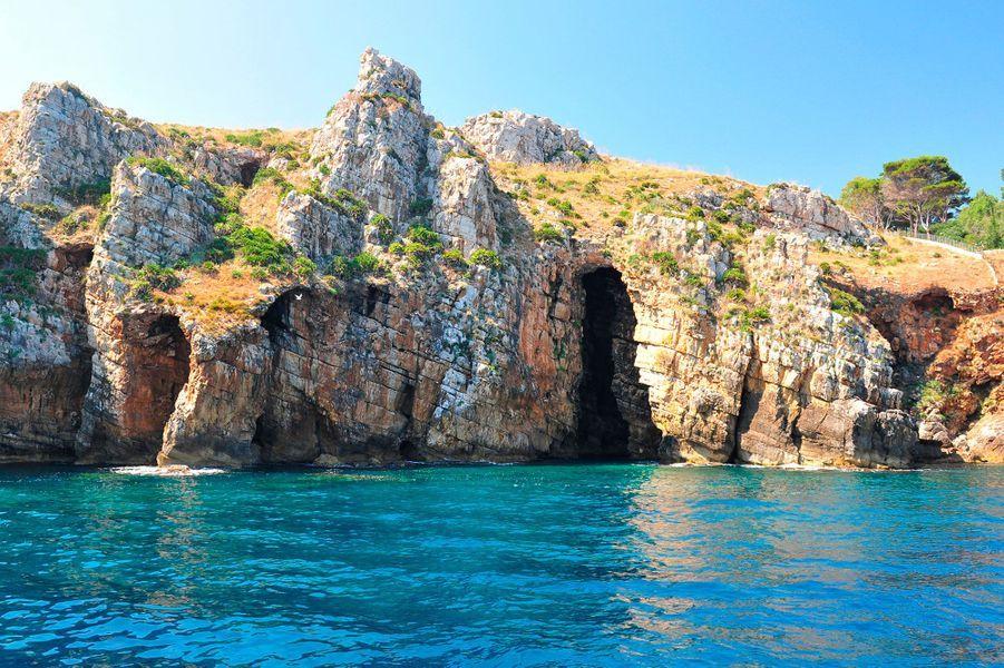 Grotta dei Colombi, Riserva dello Zingaro, San Vito Lo Capo