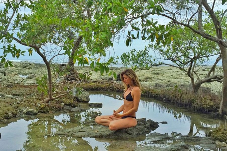 La star en bikini de la semaine : Gisele Bündchen