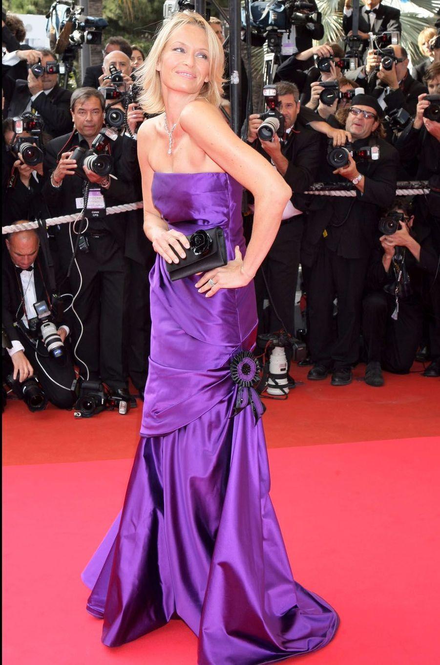 Estelle Lefébure, le 25 mai 2008