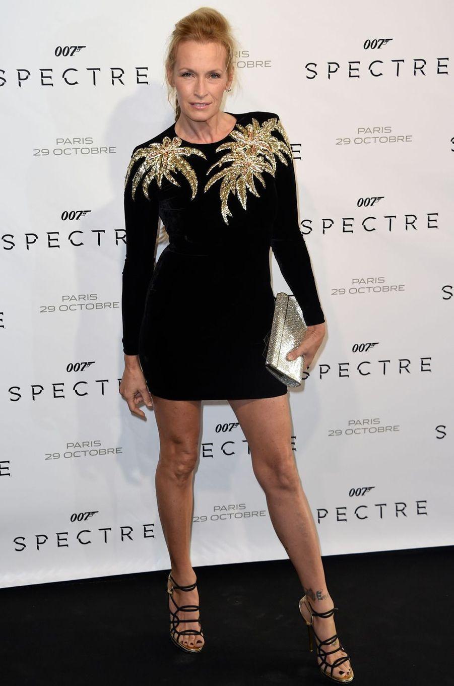 Estelle Lefébure, le 29 octobre 2015.