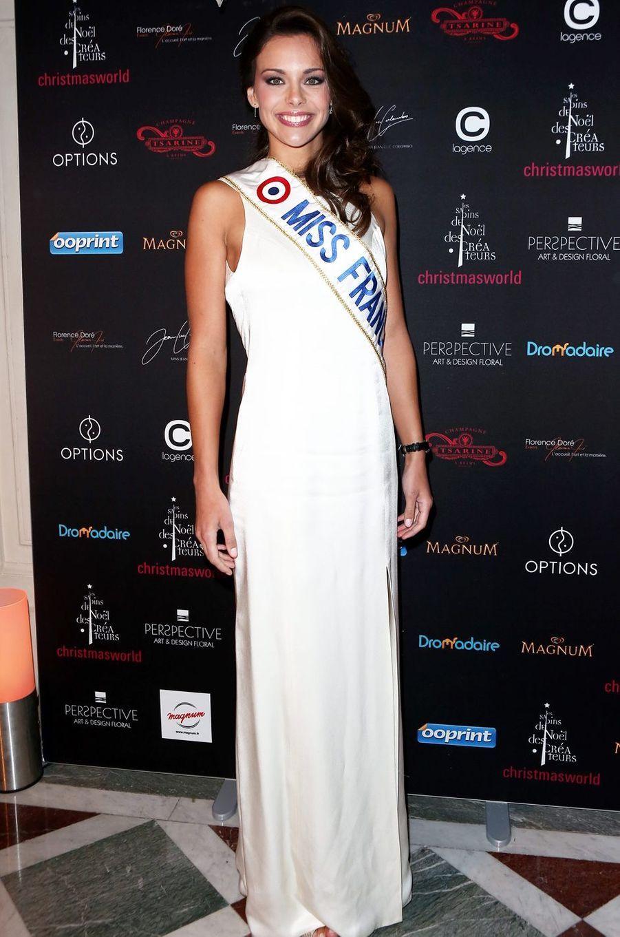 Marine Lorphelin, le 10 décembre 2012