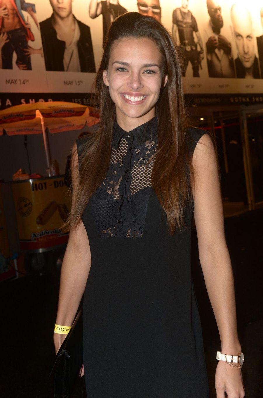 Marine Lorphelin, le 14 mai 2015 à Paris