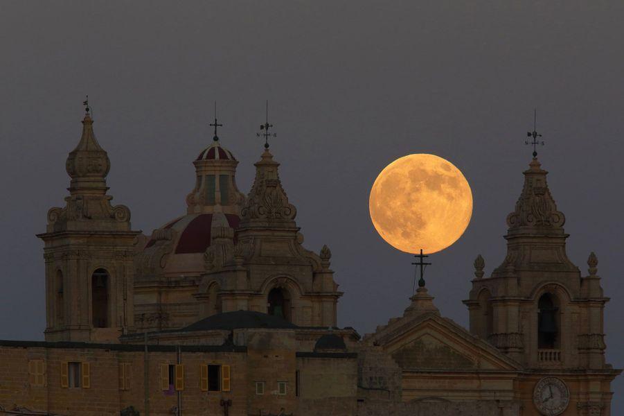 A Mdina (Malte)