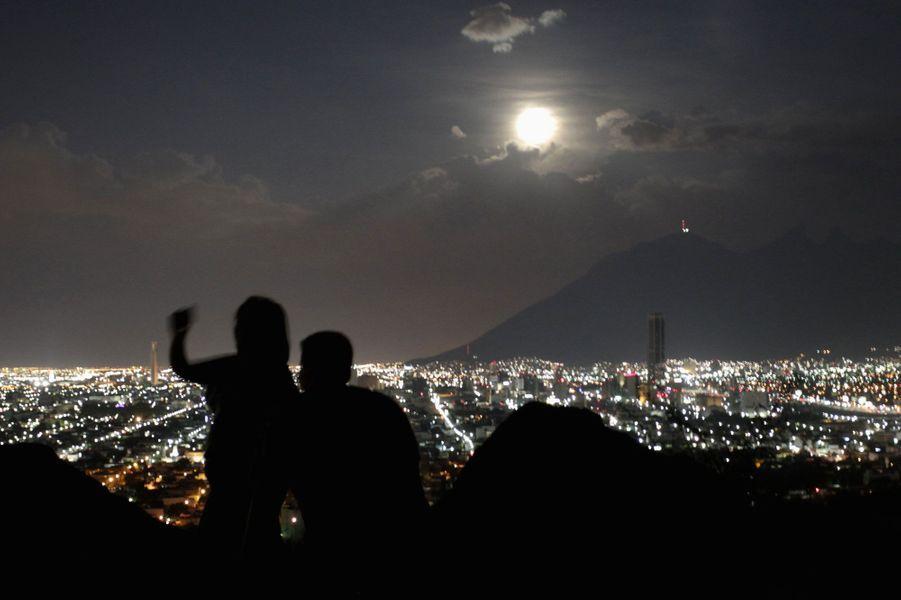 A Monterrey (Mexique)