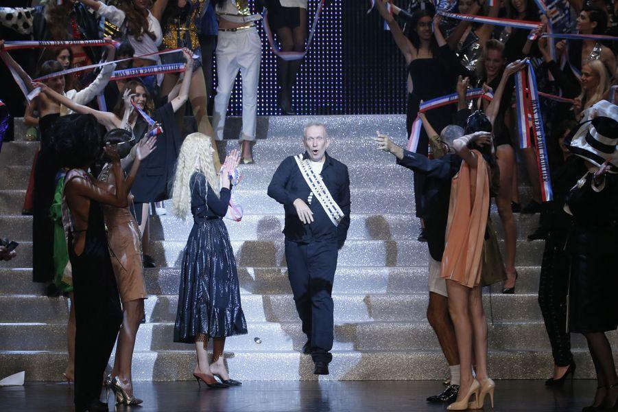 Le défilé Jean Paul Gaultier