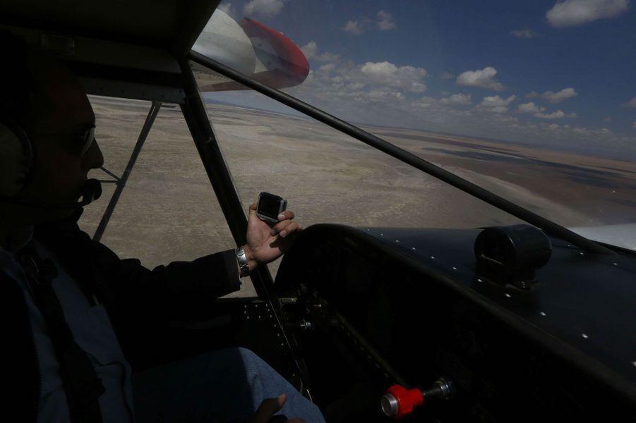 Le lac Poopo (Bolivie) est en train de disparaitre