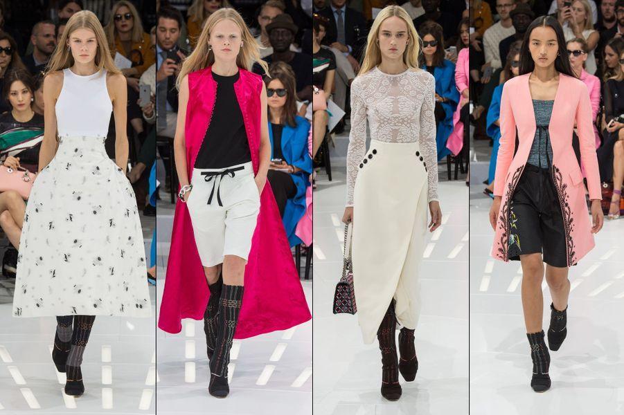 La collection Prêt-à-Porter Printemps-Eté 2015 de Dior