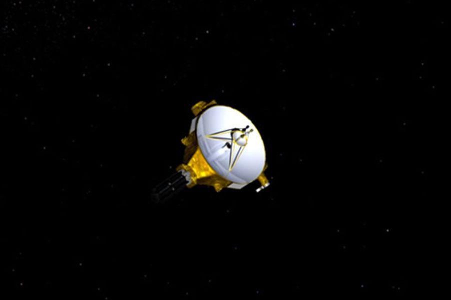 La sonde New Horizons
