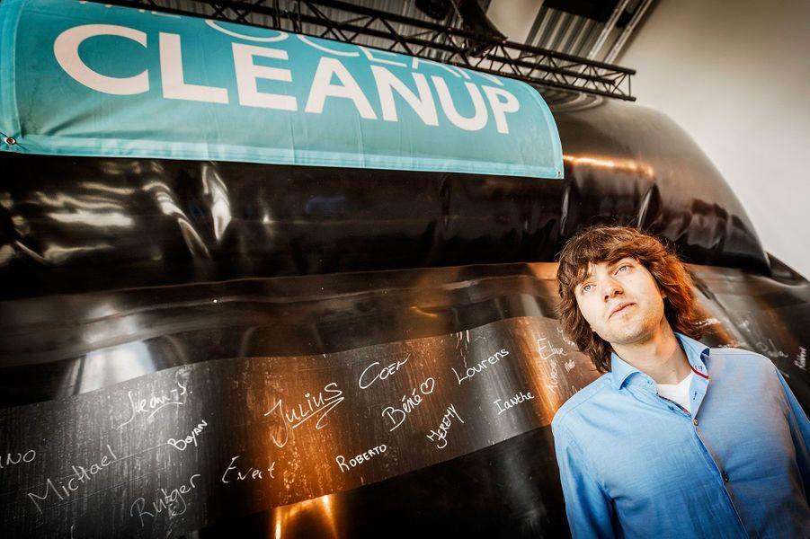 Le nettoyage des océans va enfin commencer