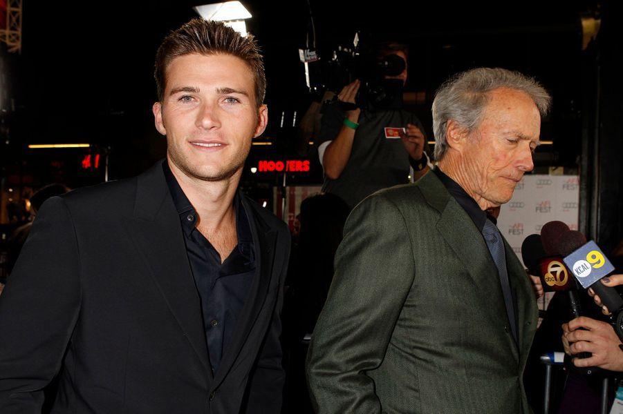 Entre père et fils, en novembre 2011