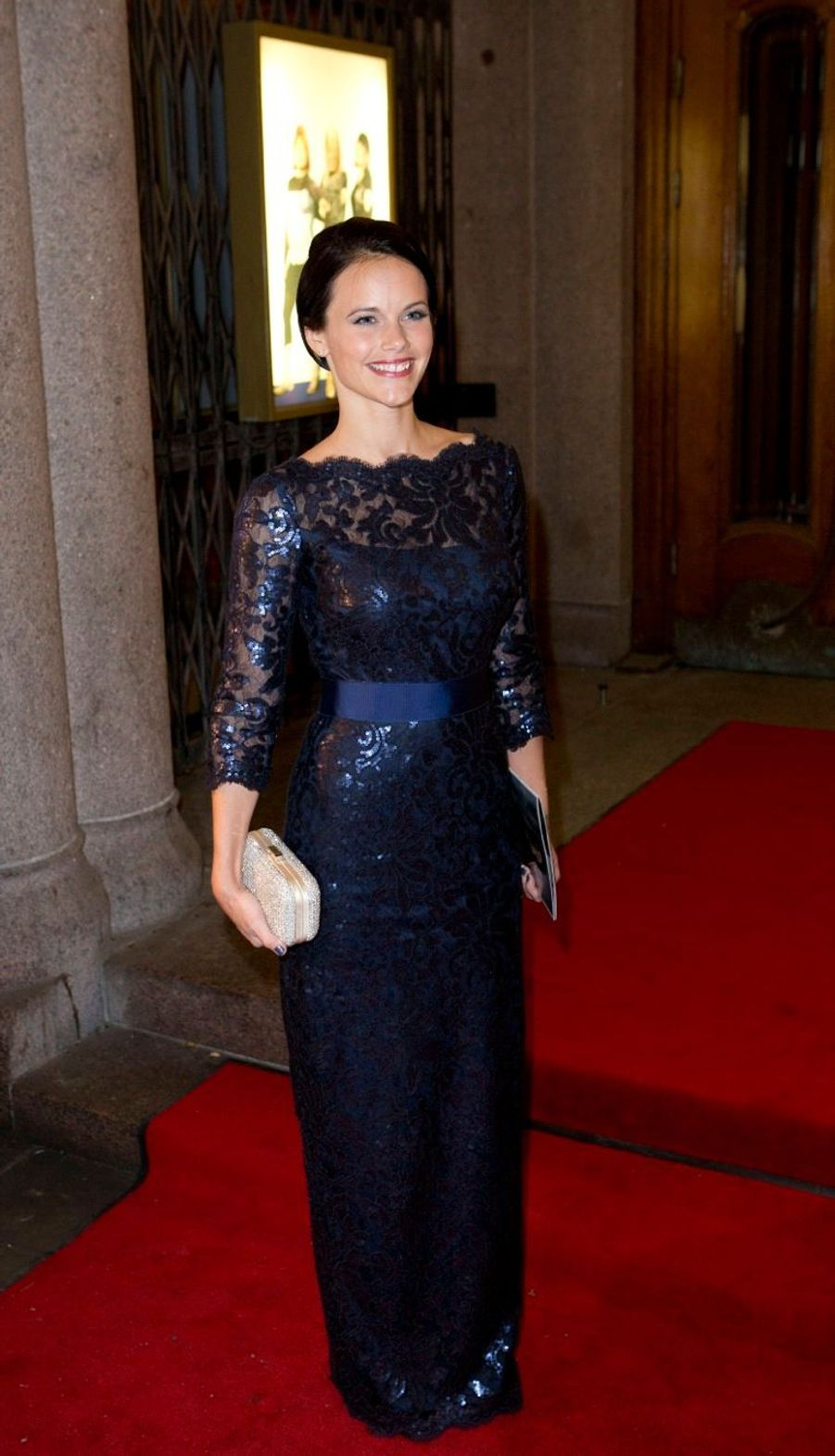 Concert pour les 70 ans de la reine Silvia en décembre 2013