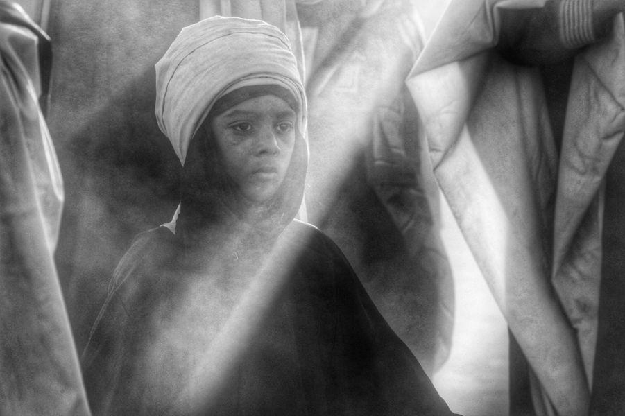 """""""L'enfant touareg"""" Djanet, le 24 octobre 2015"""