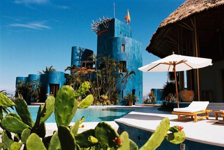 La villa Tigre del Mar.